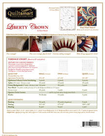 Liberty Crown BACK Cover