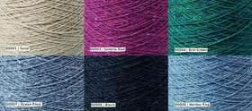Rowan denim lace colour palette codes