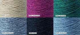 Rowan denim lace colour palette codes